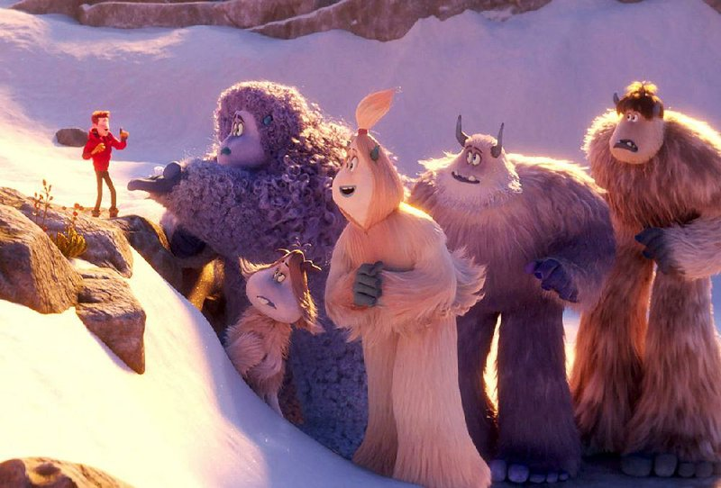 Familiefilm - Smallfoot